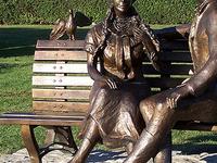 Monument of Karolinka and Karlik
