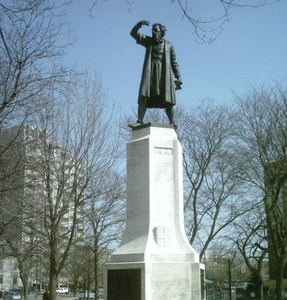 Monument To John Cabot