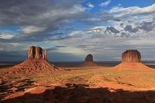 Monument Valley Panorama AZ