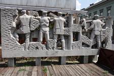Monumenz Of Miner, Tapolca