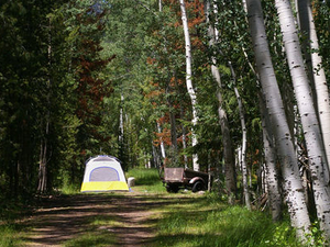 Moon Lake Group Campground