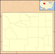 Moran Bay Patrol Cabin - Grand Tetons - Wyoming - USA