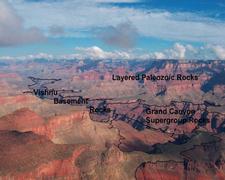 Moran Point - Grand Canyon - Arizona - USA