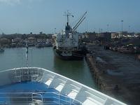 Mormugao puerto