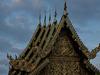 Morning At Wat Ket Karam Temple