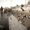 Morning Bath In Haridwar