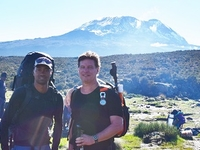 Kilimanjaro 8 Day Lemosho Route