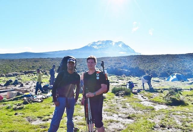 Kilimanjaro 8 Day Lemosho Route Photos
