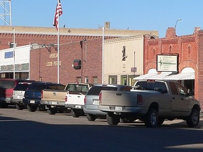 Morrill Nebraska Downtown
