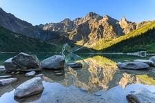 Morskie Oko Lake - High Tatra Mountains
