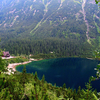 Morskie Oko Lake In High Tatras