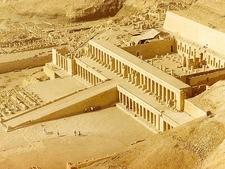 Mortuary Temple Of Hatshepsut - Egypt