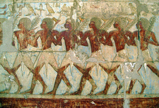 Mortuary Temple Of Queen Hatshepsut - Egypt