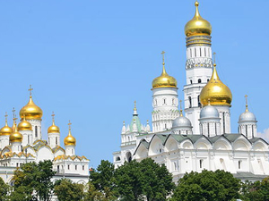 Private Walking Tour of the Kremlin and Diamond Fund Photos