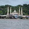 Mosque At Kampong Ayer
