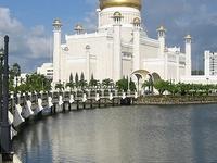 Sultan Omar Ali Saifuddin Mezquita