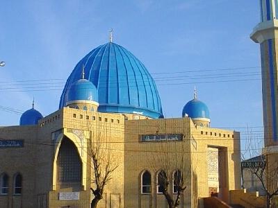 Mosque In Petropavl