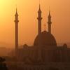 The Mosque During Harmattan