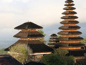 Mãe Templo de Besakih