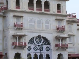 Motibagh Palace