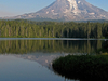Mount Adams & Takhlakh Lake