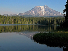 Mount Adams & Takhlakh Lake