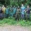 Mountain Gorilla Trek Group Bwindi