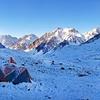 Mountain Landscape - Nepal Himalayas