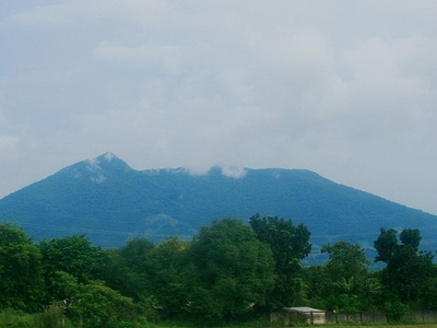 Mount Arayat National Park - Luzon - Philippines