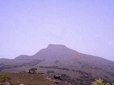 Mount Bintumani Sierra Leone