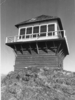 Mount Brown Fire Lookout - Glacier - USA