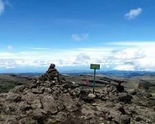Mount Elgon Summit View