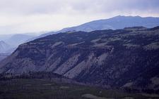 Mount Everts - Yellowstone - USA