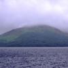 Mount Gharat And Lake Letas