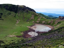 Mount Hallasan - Jeju - South Korea