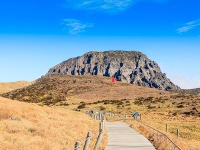 Mount Hallason - Jeju Do