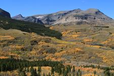 Mount Henry Trail - Glacier - Montana - USA