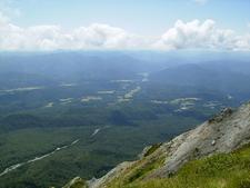 Mount Hiruzen From Daisen