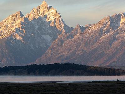 Mount Jackson - Yellowstone - USA