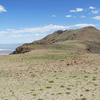 Mount Jefferson - Near The Top View