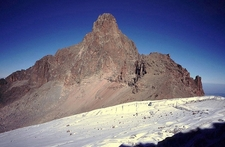 Mount Kenya - Clear View