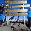 Mount Kilimanjaro Sighboard