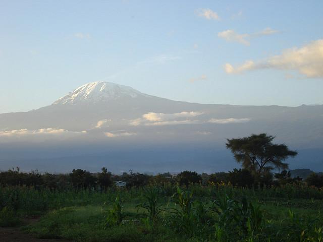 Marangu Route Kilimanjaro Photos