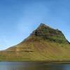 Mount Kirkjufell From Grundarfjørdur - Snaefellsnes Peninsula