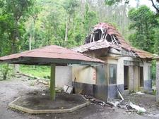 Mount Merapi Damage