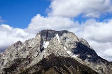 Mount Moran - Grand Tetons - Wyoming - USA