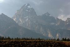 Mount Owen - Grand Tetons - Wyoming - USA