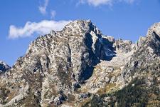 Mount Saint John - Grand Tetons - Wyoming - USA
