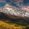 Mount Sneffels CO Rocky Mountains
