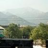Mount Tai Seen Across Tai'an